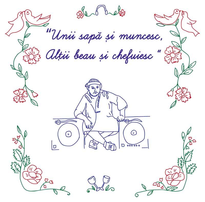 Discul Meseriei | DJ Antenna